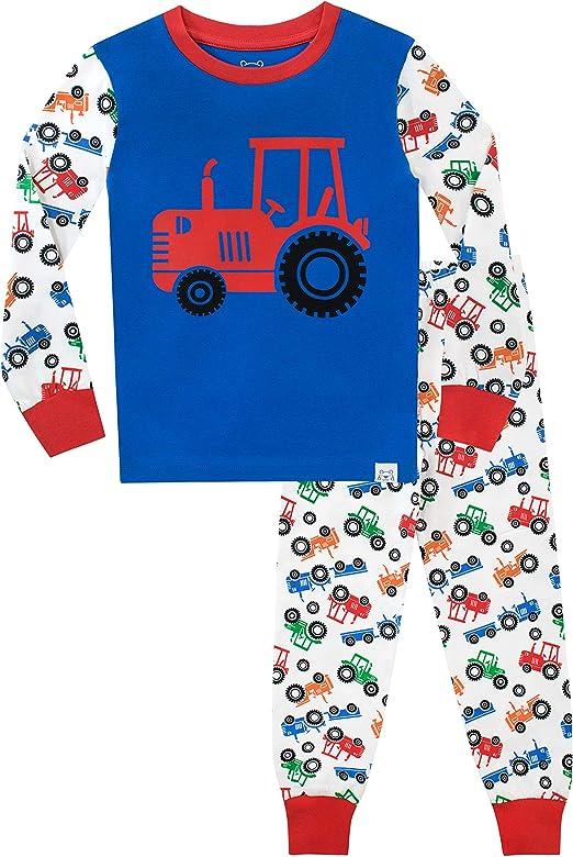 Harry Bear Boys Pajamas Kids at Work