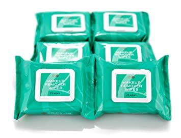 Amazon.com: Natural Makeup Remover Facial Cleansing Wipes from ...