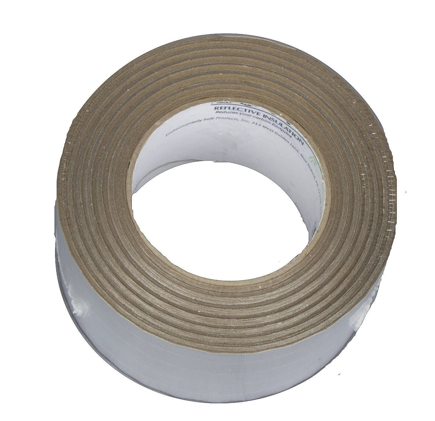 Heavy Duty Pure Aluminum Mylar Reinforced Scrim Tape 2.5ft x 150ft 50 Yards
