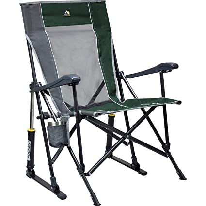 Amazon.com: GCI Outdoor Roadtrip Rocker Outdoor Rocking Chair ...