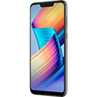 Honor Play Smartphone + Gratis Screen Protective Folie (16 cm (6,3 Zoll) rahmenloses FHD+ 19:9 Display, 64 GB interner Speicher und 4 GB RAM,Dual-Kamera & Dual-SIM, Android 8.1) Schwarz