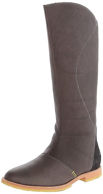 Ahnu Women's Helena Knee High Boot,Pewter,7.5 ...