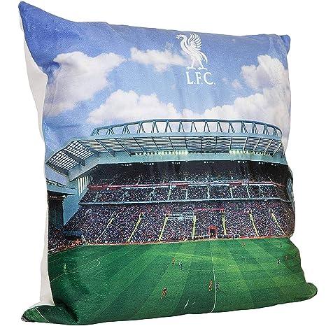 Liverpool FC Estadio Cojín LED, Talla única: Amazon.es ...