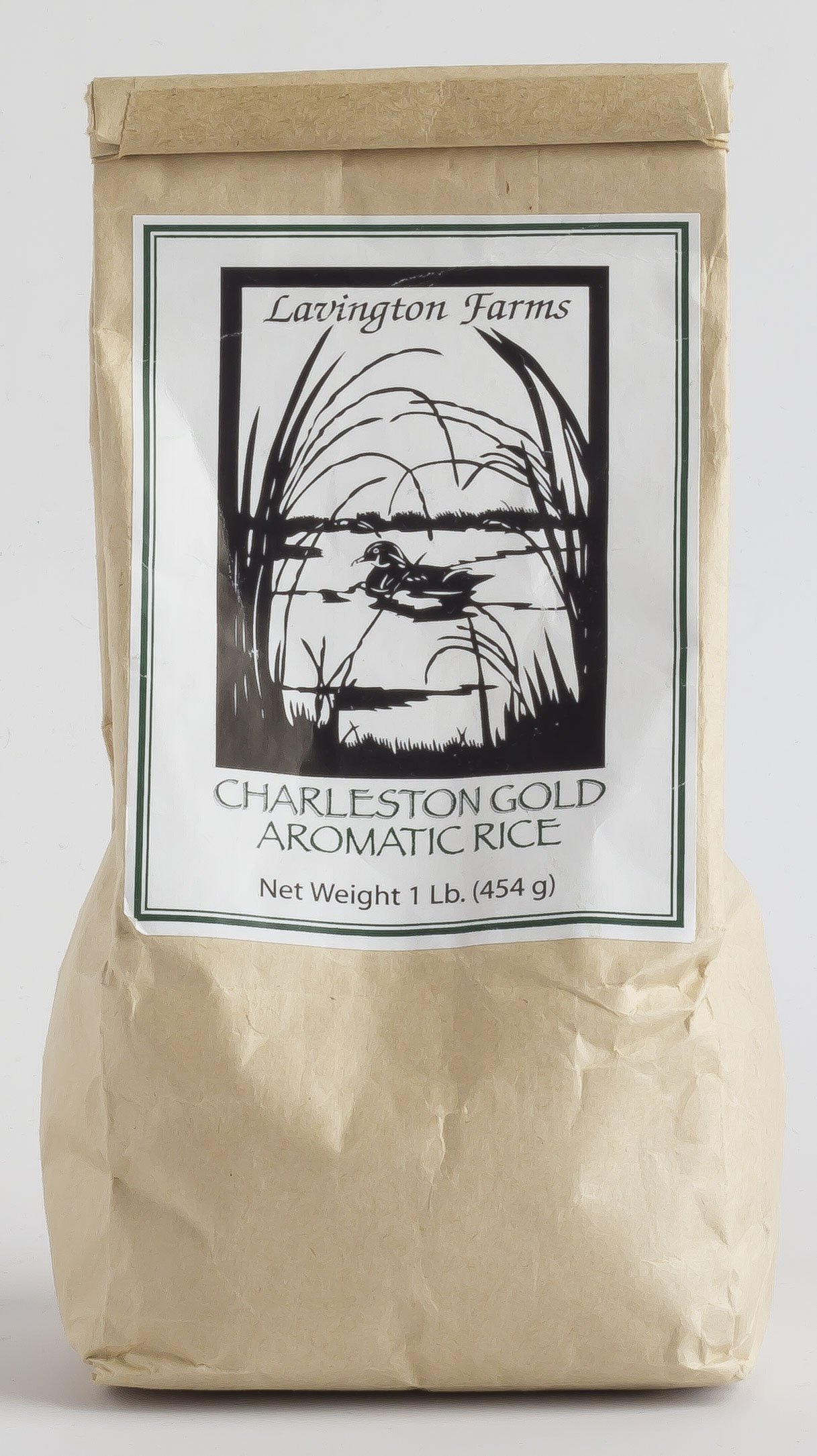 Charleston Gold Aromatic Rice - Lavington Farms 1lb 454g