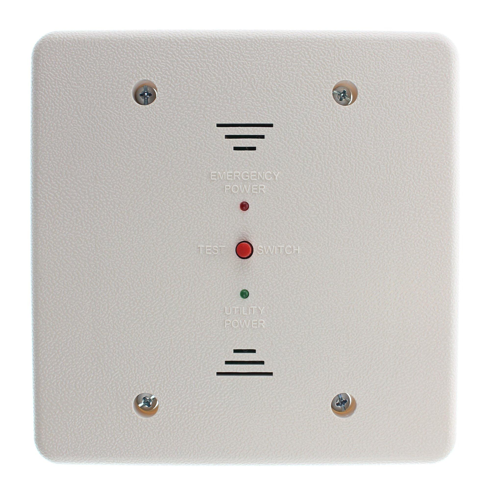 LVS Controls EPC-D-F-277V Automatic Emergency Lighting Power Control, 277V by LVS Controls