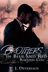 Brothers in Blue and Red:  Rescuing Ceili Kindle Edition