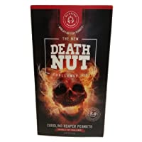 The Death Nut Challenge Version 2.0 Carolina Reaper Peanuts new and improved with...