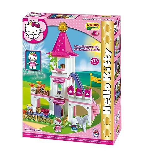 unico plus costruzioni  Unico ANDRONI Giocattoli Costruzioni Plus Hello Kitty ...