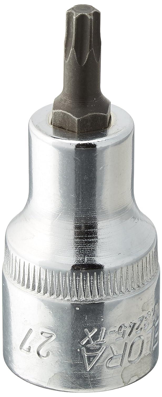 Elora 3245000271000 Screwdriver socket 1//2 55mm for TORX Size 27