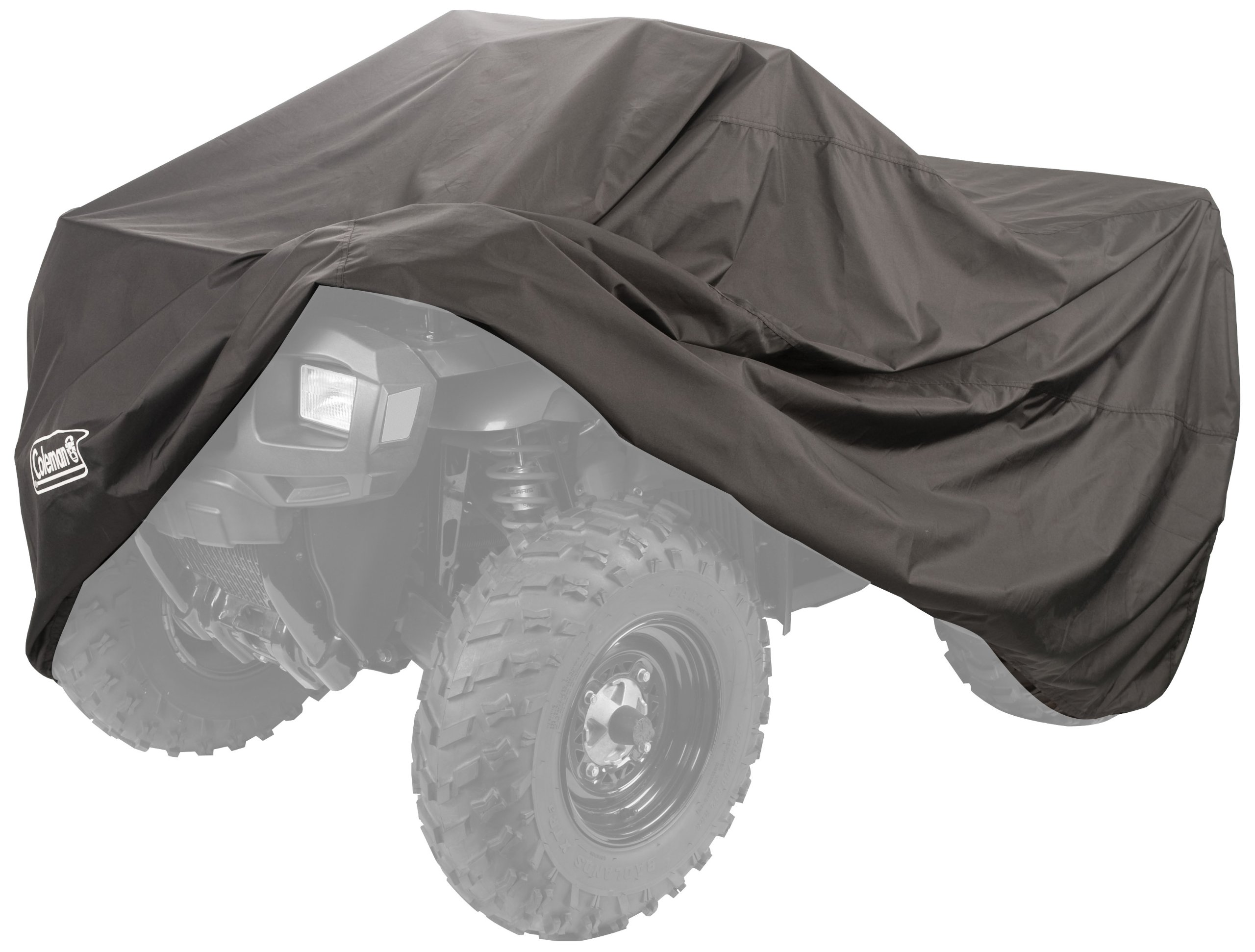 Coleman MadDog GearAll Weather Protection ATV Cover - 2000007483, Black by Coleman
