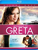 According To Greta [Blu-ray]