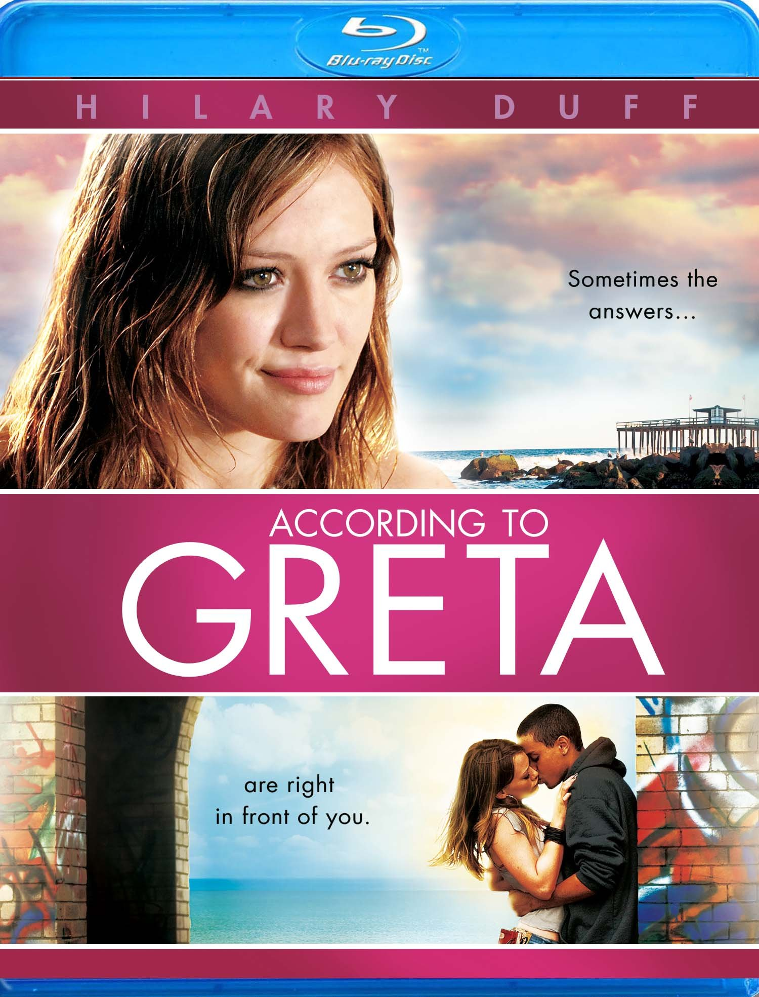 According To Greta [Blu-ray]