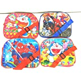 Jiada Cartoon Printed Sling Bags Pack of 6 (Boys)