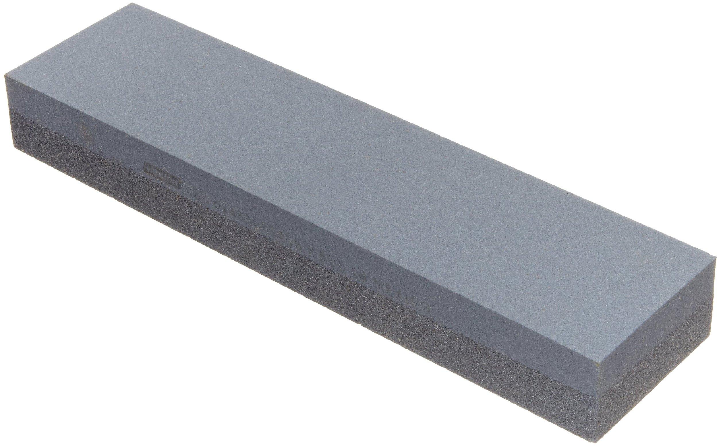 Norton Crystolon Combination Oilstone, Fine/Coarse, 1 x 2 x 8''