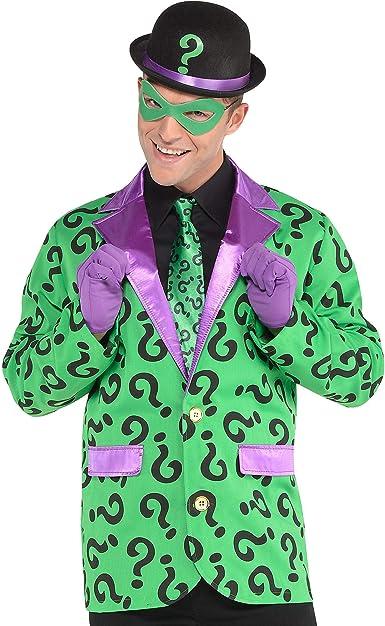 Accesorio para Disfraz de Batman Riddler para Adultos, Talla única ...