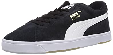 cheaper 6bd3f 0d1c9 Puma Men's SUEDE S Low-Top Trainer
