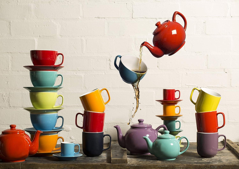 Price /& Kensington Brights Th/éi/ère 2 tasses Rouge