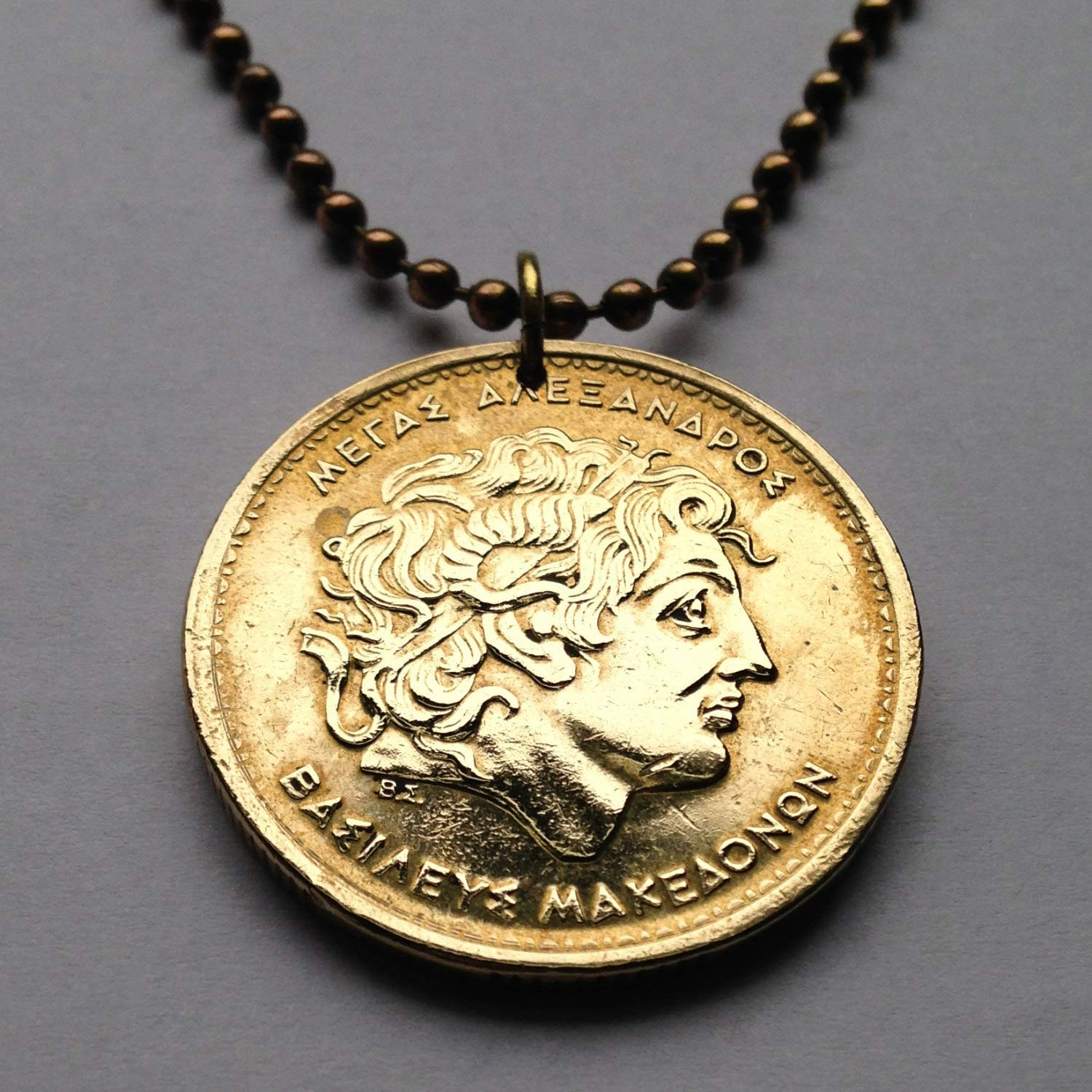 1992 Greece 100 Drachmes Alexander the Great