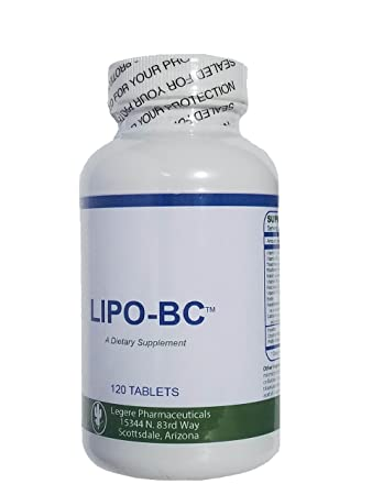 Amazon Com Lipo Bc 120 Tablets Pro Size Mobilize Fat With