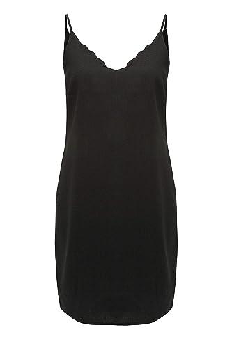 Vero Moda Damen Kleid Sommerkleid Trägerkleid Slip Dress