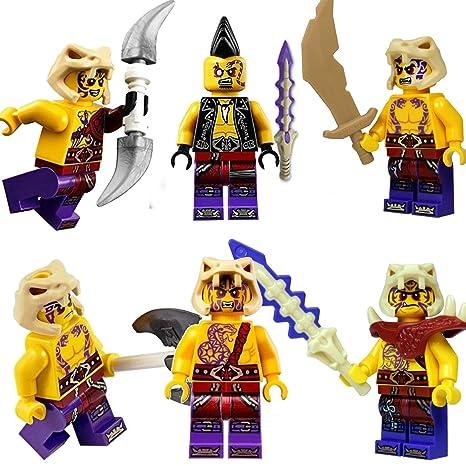 LEGO Minifigure Ninjago sleven serpent set minifigure Ninjago sets LEGO Minifiguren