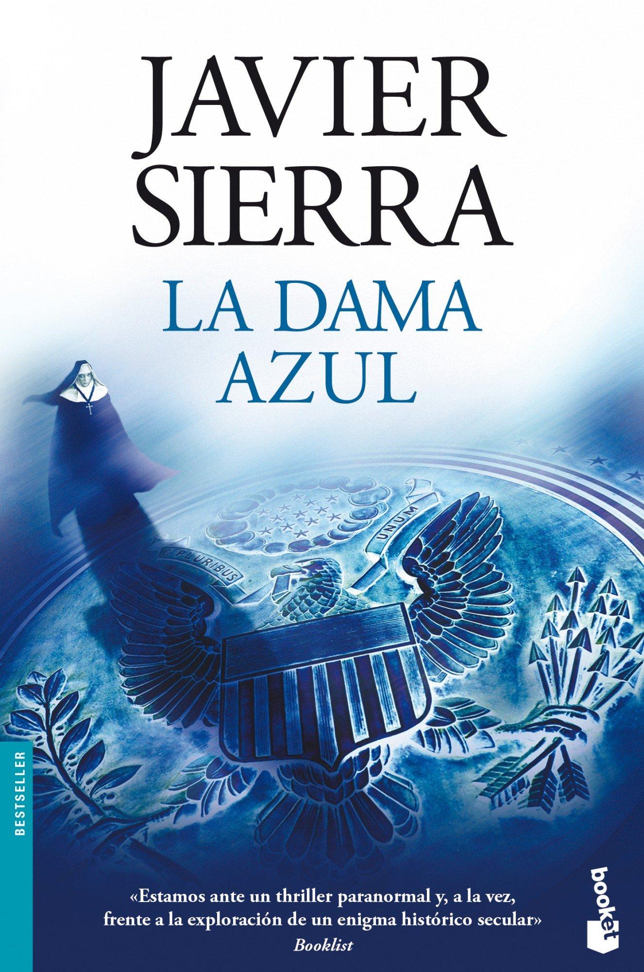 La dama azul (Bestseller): Amazon.es: Sierra, Javier: Libros