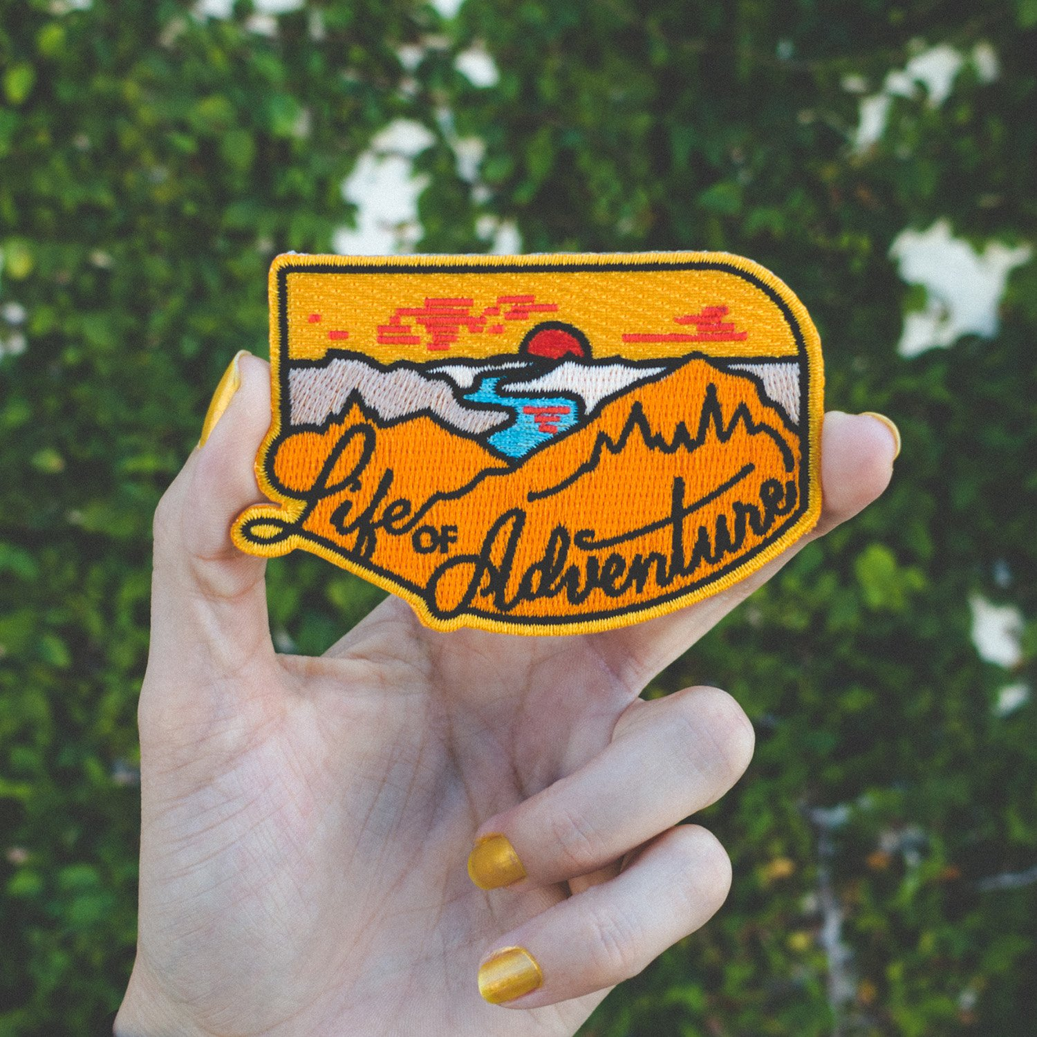 Adventure Set #1 Asilda Store Embroidered Sew or Iron-on Patch