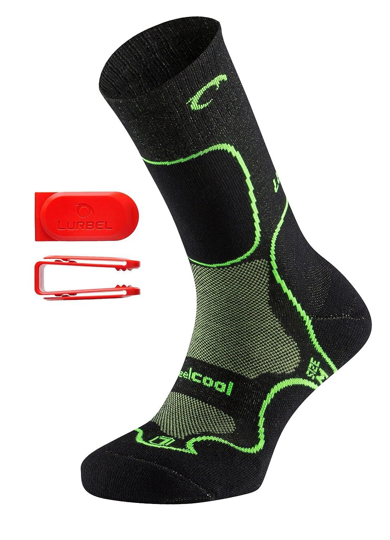 Lurbel - Socks Logan, Color Black, Talla L: Amazon.es: Deportes y aire libre
