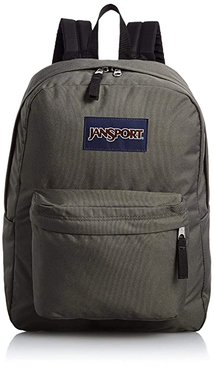 7c595abf9f17 Image Unavailable. Image not available for. Color  JanSport Superbreak  Backpack Forge Grey T5016XD