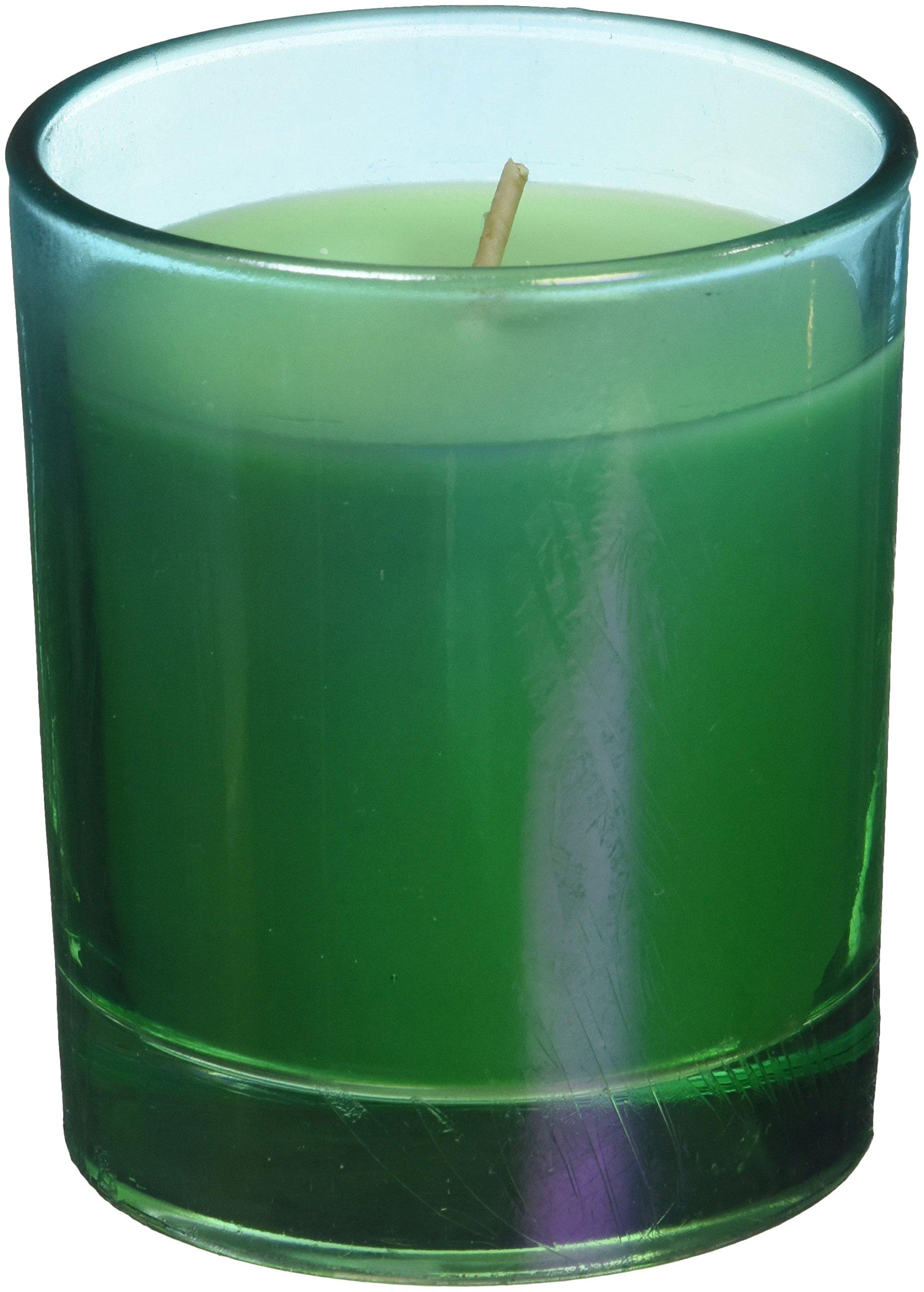 Deco Flair CDL6455 Spirit Animal Treasure Candle, Bamboo Lotus