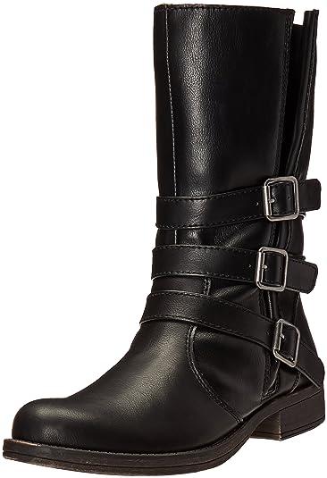 Sugar Women's Ruler Ankle Bootie, Black, ...