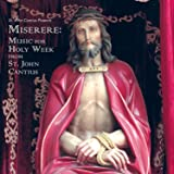 St. John Cantius presents Miserere: Music for Holy Week