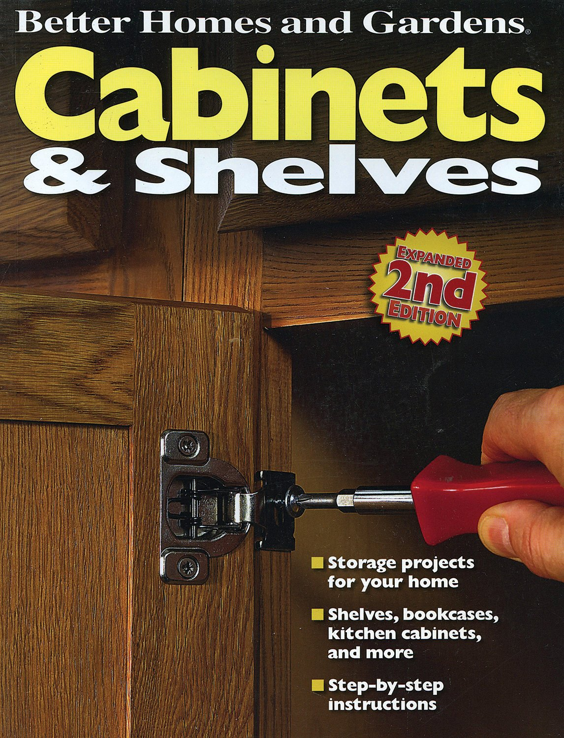 Cabinets and Shelves (Better Homes and Gardens Home)