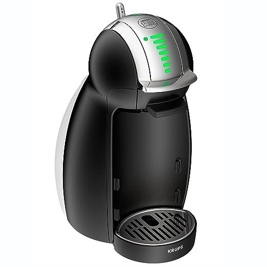 Krups Dolce Gusto Genio 2 KP1608 - Cafetera de cápsulas, 15 bares de presión, color negro