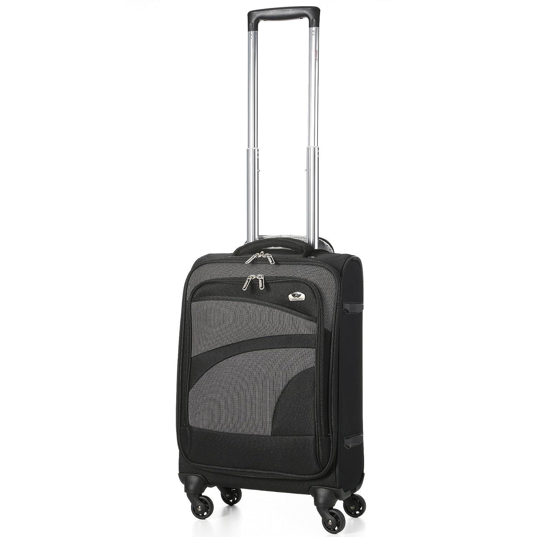 Aerolite 5 ciudades ryanair max carry on de mano cabina equipaje 55x40x20 maleta ebay - Cabina ryanair ...