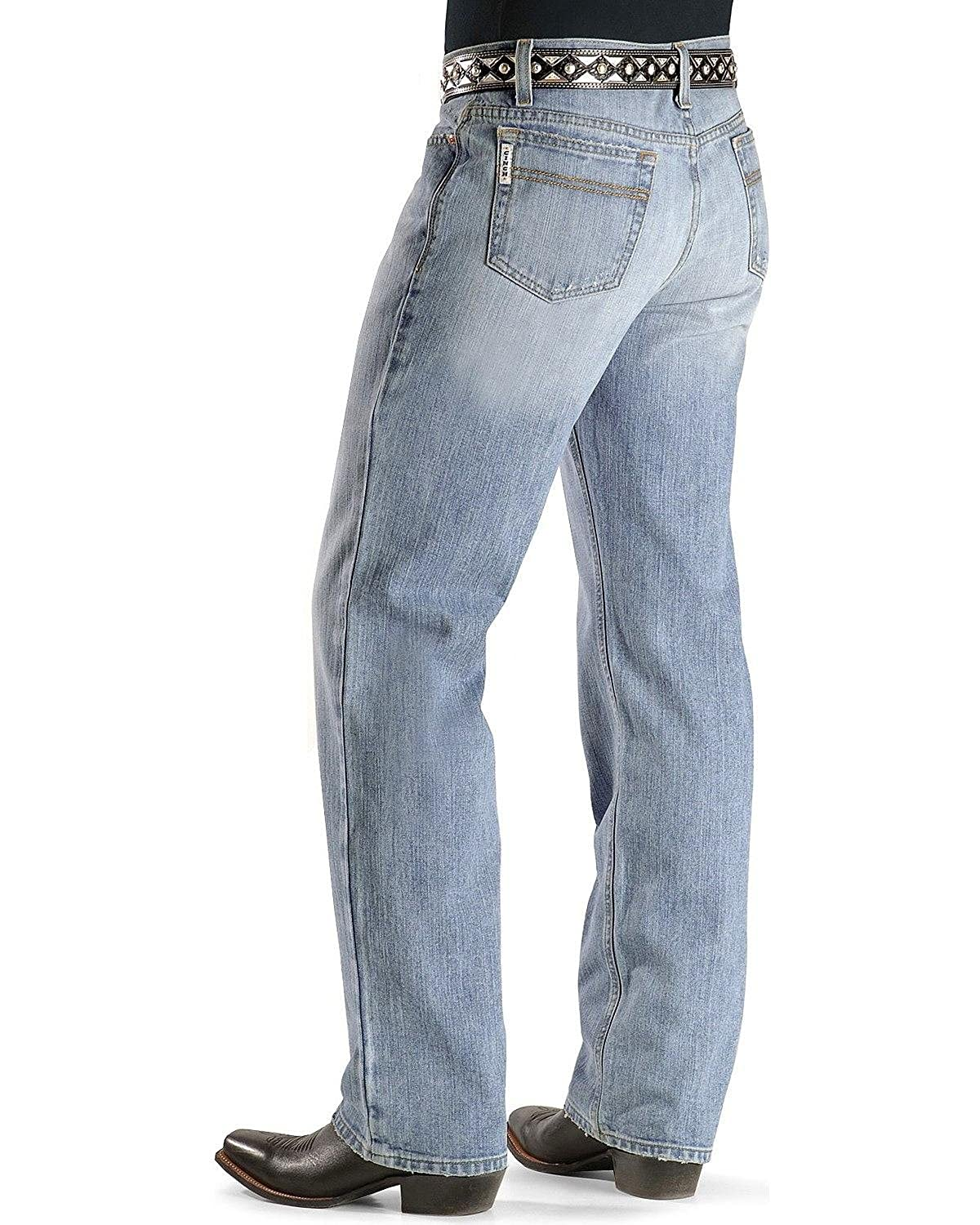 Mb92834012/_X1 Cinch Mens Jeans White Label Relaxed Fit Tall