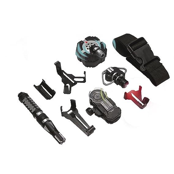 MukikiM SpyX / Utility Belt with Micro Spy Tools