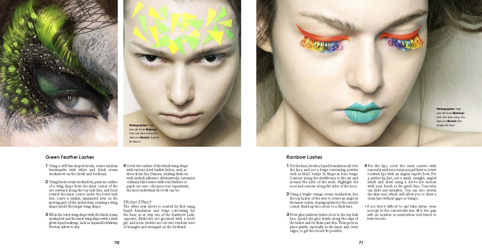 Makeup Is Art: Professional Techniques for Creating Original Looks: Academy of Freelance Makeup: 8601200697674: Amazon.com: Books