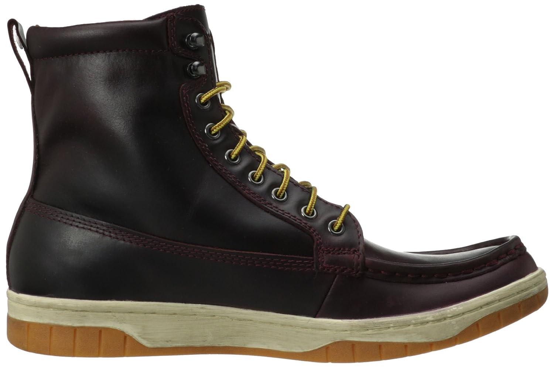 Amazon.com: Diesel Men's Club Tatra Combat Boot,Oxblood Red,7 M US: Shoes