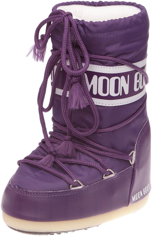 Moon Boot Boot Nylon Moon 14004400 Enfant - Bottes de Neige - Mixte Enfant Violet (Violet 55) 88b6a04 - fast-weightloss-diet.space