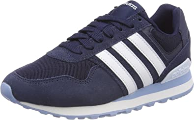 adidas 10k, Zapatillas de Running para Mujer, Azul (Conavy/Ftwwht/Aerblu 000), 36 EU: Amazon.es: Zapatos y complementos