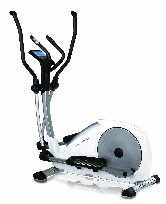 Bicicleta Elíptica con ergómetro/Loxon XTR - Finnlo: Amazon.es: Deportes y aire libre