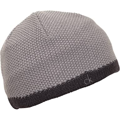 Calvin Klein Ladies Beanie Hat Casual Winter Golf Cap  Amazon.co.uk ... fe4c588f1e6