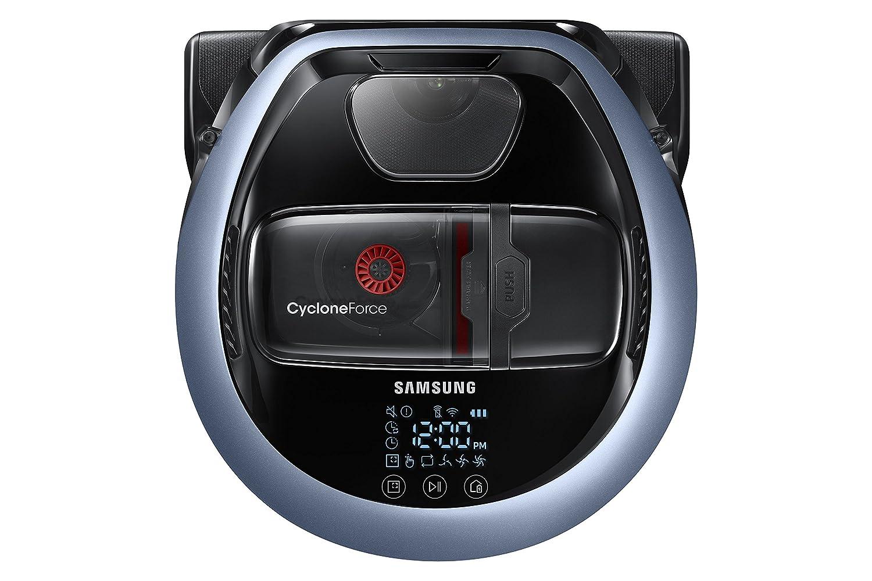 Samsung - Robot aspirador turquesa: Amazon.es: Hogar