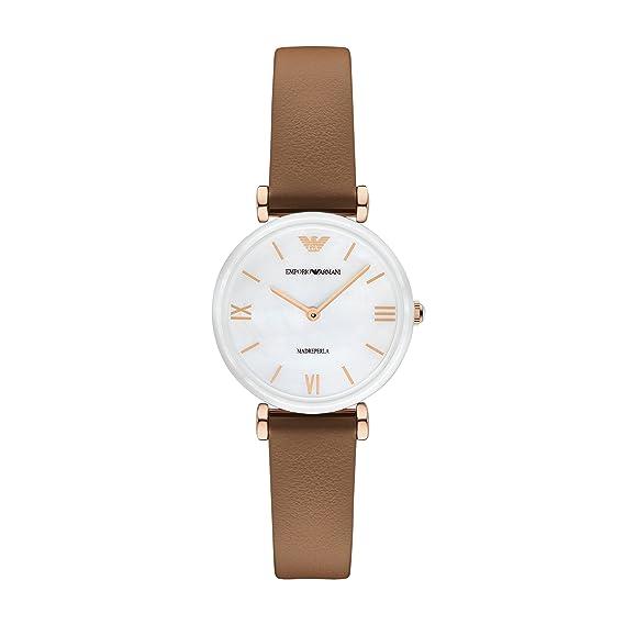 04415e168fff Reloj Emporio Armani - Mujer AR11040  Amazon.es  Relojes
