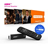 NOW TV Smart Stick with 3 month Entertainment Pass and Sky Sports Day Pass