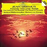 Jean Sibelius : Finlandia, Valse triste, Tapiola, Le Cygne de Tuonela