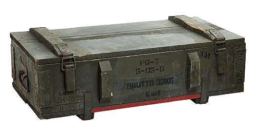 Militar Caja 125d Caja para guardar CA 81x 51x 31cm Militar Caja ...