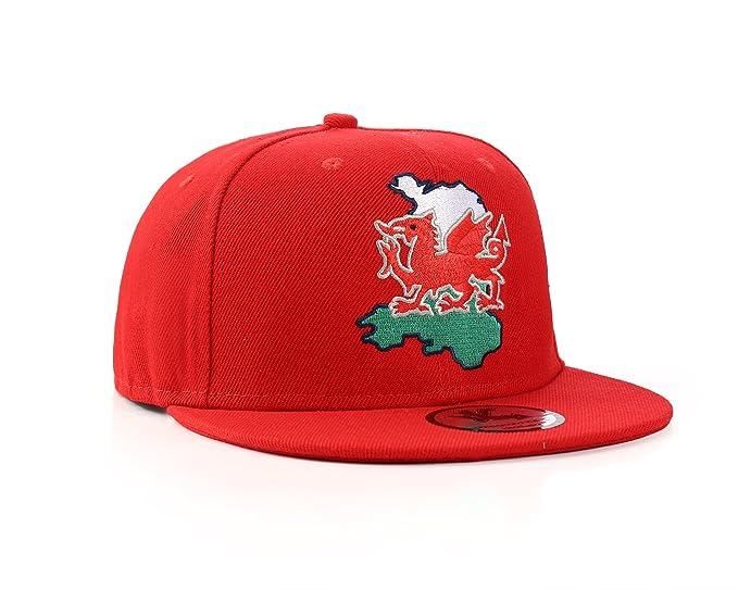 Underground Kulture Gales Gorra de béisbol roja del Snapback  Amazon.es   Ropa y accesorios ed795e99dfb