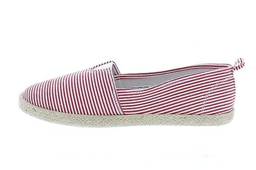 4fd77bee0 Gold Toe Women's Rani Canvas Alpargatas Espadrille Flat Casual Summer Style  Comfy Slip On Walking Shoe